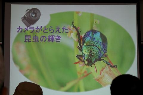面河山岳博物館特別講演会.JPG